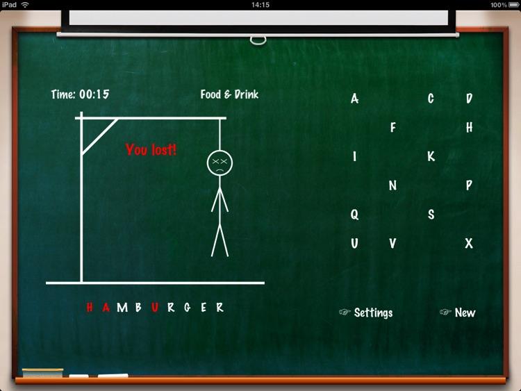 Original Hangman screenshot-3