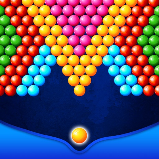Bubble Shooter Dash