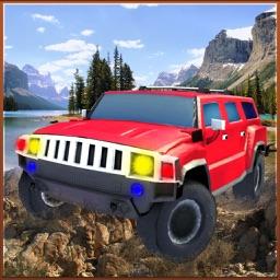 Prado OffRoad Simulator Hill Driver