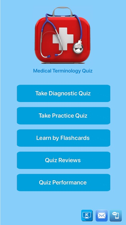 Medical Terminologies Quiz screenshot-0