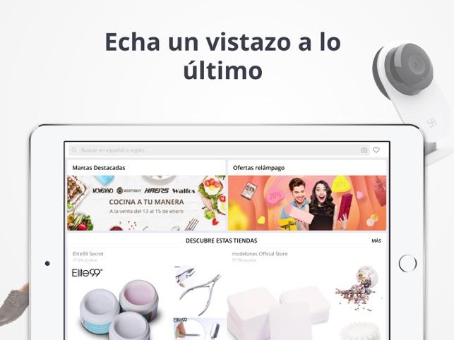 AliExpress App for iPad en App Store