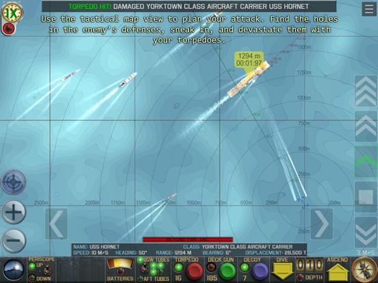 Screenshot #6 pour Crash Dive