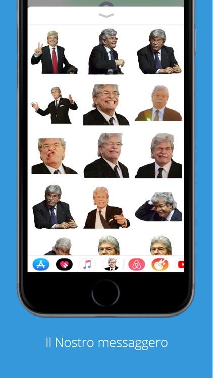 Stickers Senatore Razzi