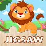 Animals Puzzle Games Free Jigsaw Puzzles for Kids