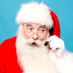Santa Claus Calls You - Merry Christmas New