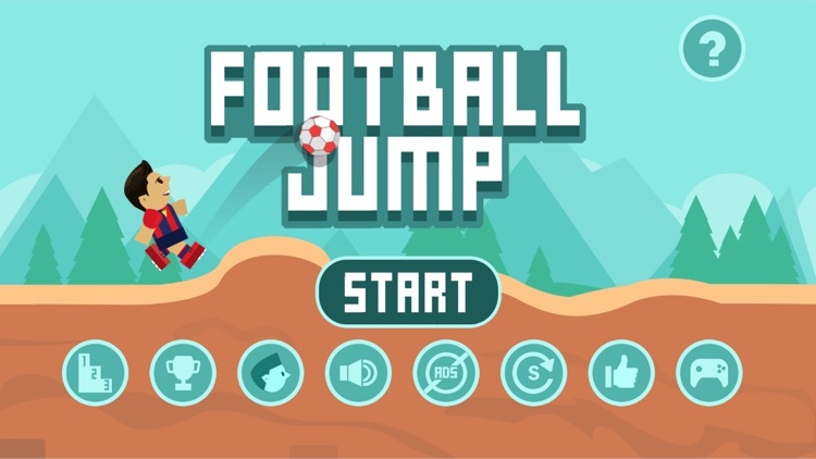 Super Football Jump - Kicking & Juggling Arcade Game screenshot-4