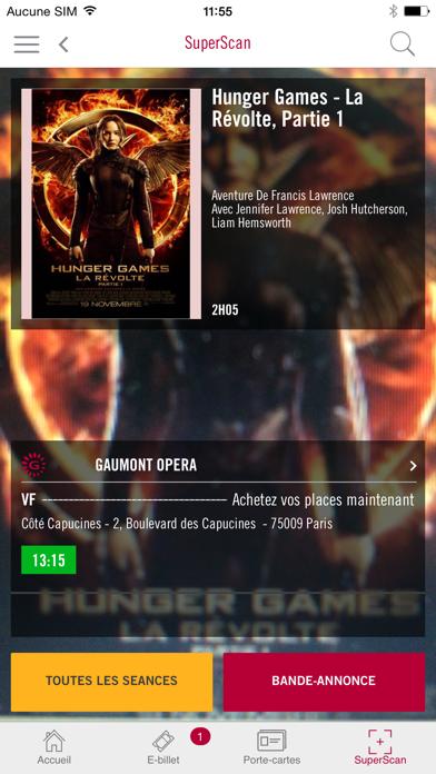 download Les cinémas Gaumont Pathé apps 1