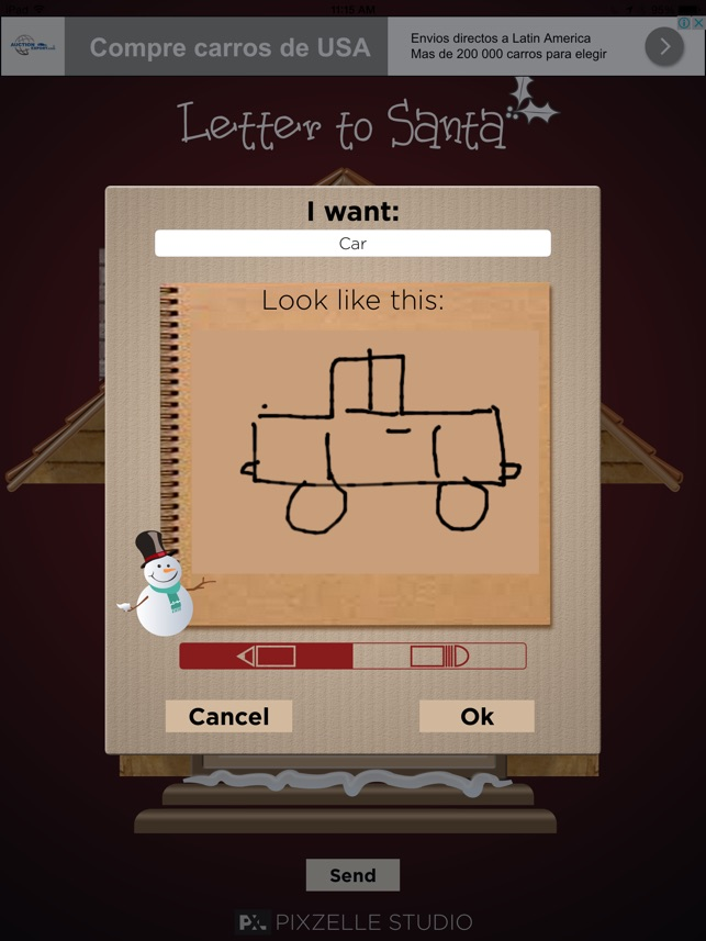 Letter to santa app on the app store letter to santa app on the app store spiritdancerdesigns Image collections