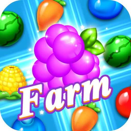 Farm Fruit Pop - Pro Smash Fruit icon
