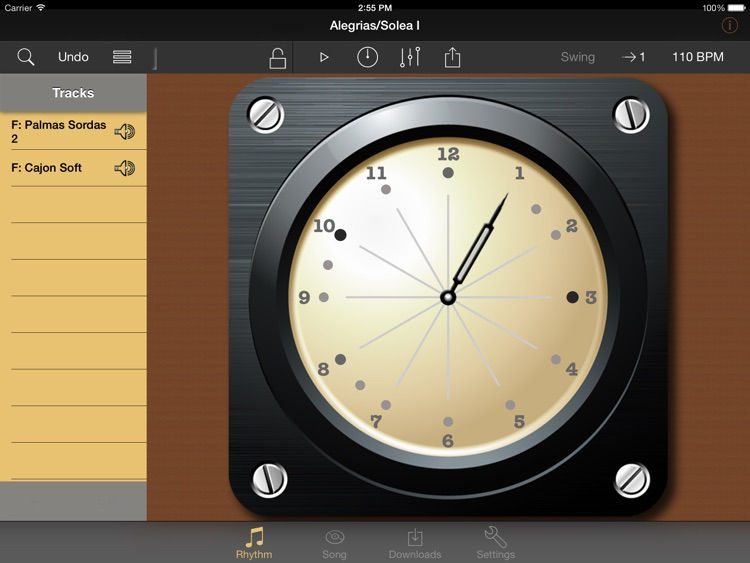 Beat Vibe for iPad