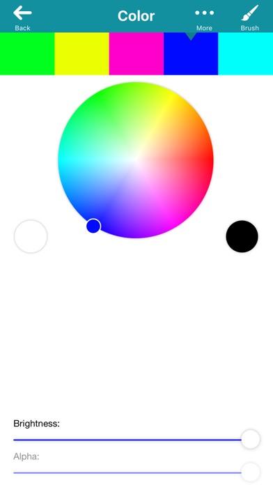 Screenshot #3 pour Meritum Paint Pro