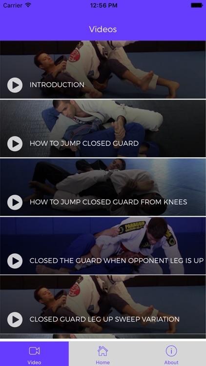 Closed Guard 1