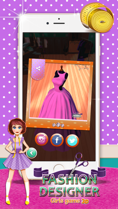 Fashion Designer Girls Games Princess Dress Salon For Android Download Free Latest Version Mod 2020