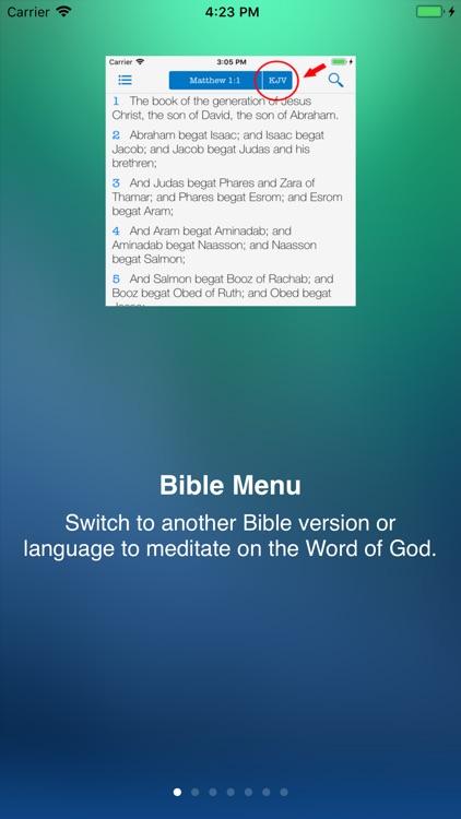 Strong's Concordance KJV Bible screenshot-5