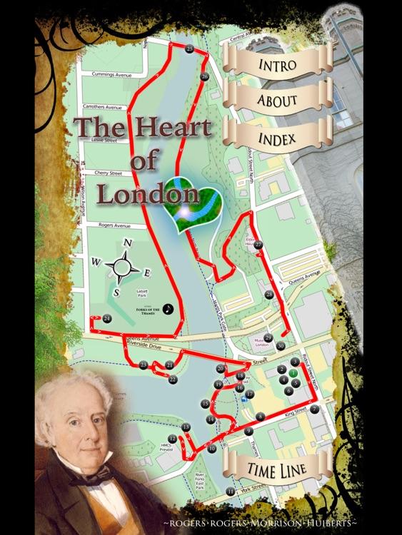 Streamed Heart of London