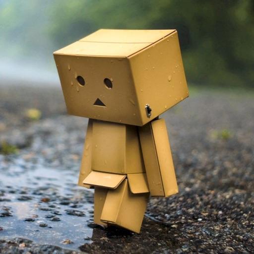 Boxman Wallpapers, Cute & Sad Boxman Pictures HD