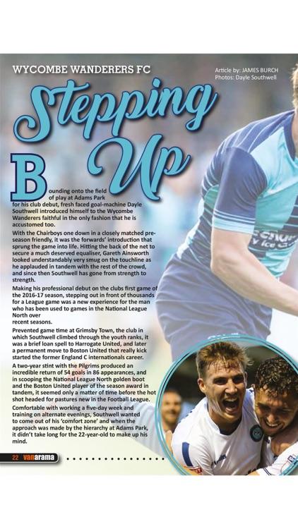 TheNonLeague Magazine screenshot-3