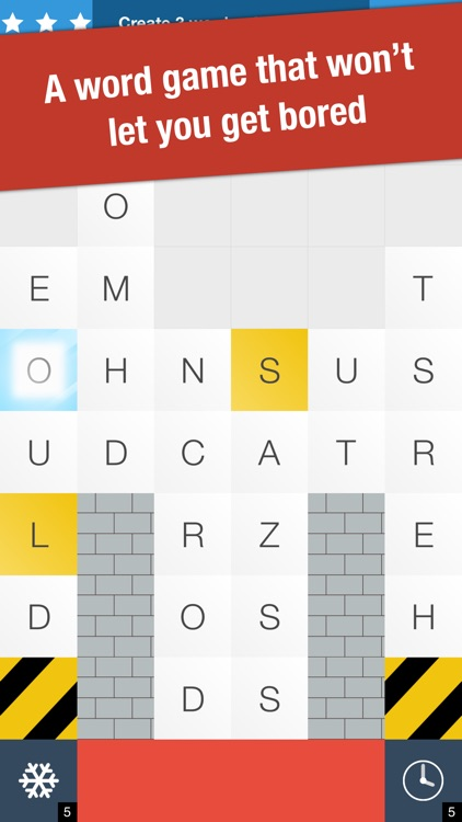 Lexic: new cool and awesome word and letters game