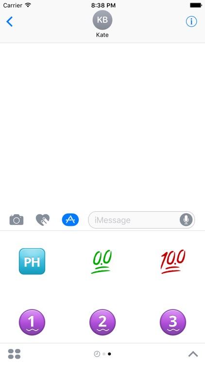 Diving Sticker - Sports Emoji screenshot-4
