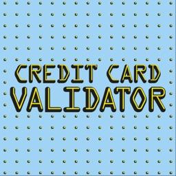 Credit Card Validator - Validate any card