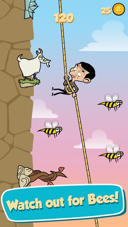 Mr Bean - Risky Ropes screenshot-4