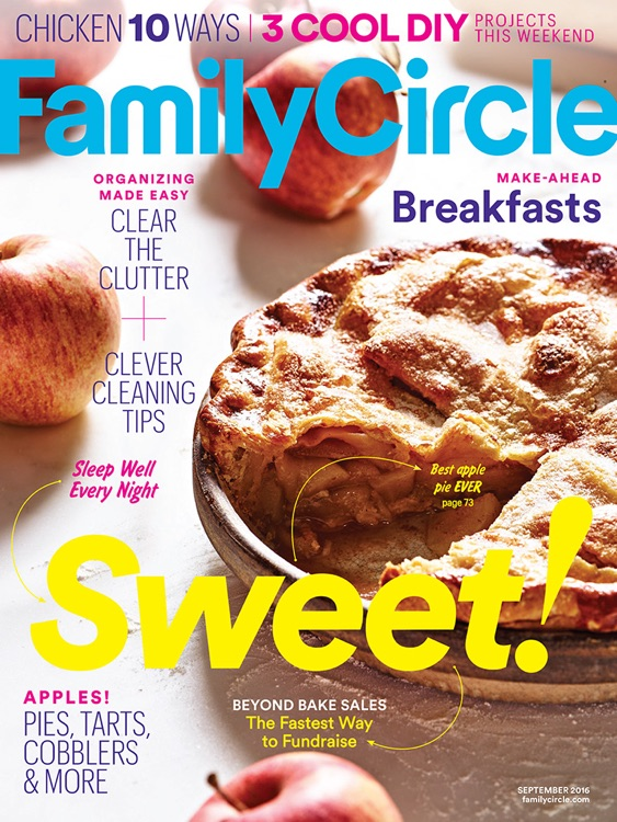 Family Circle Magazine screenshot-0