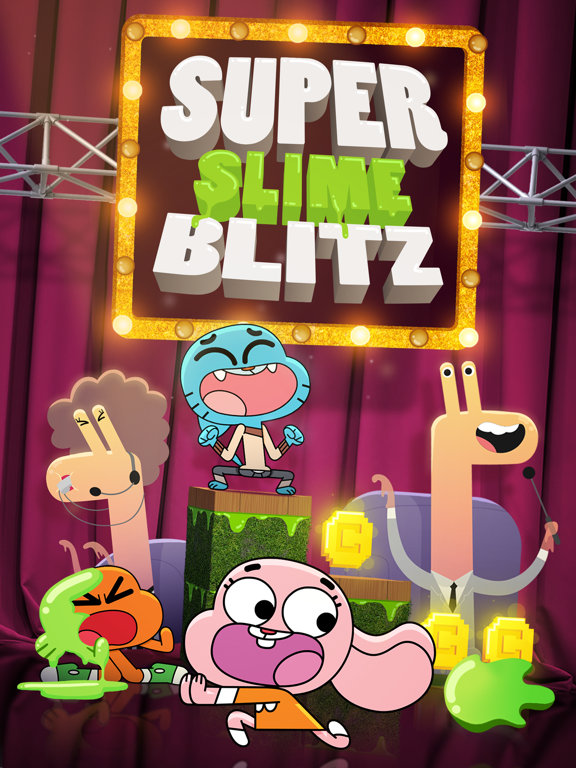 Super Slime Blitz tablet App screenshot 4
