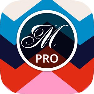 Monogram It! PRO on Wallpapers app
