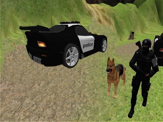 Mounted Horse Police Officer Chase & Arrest Criminals-ipad-3