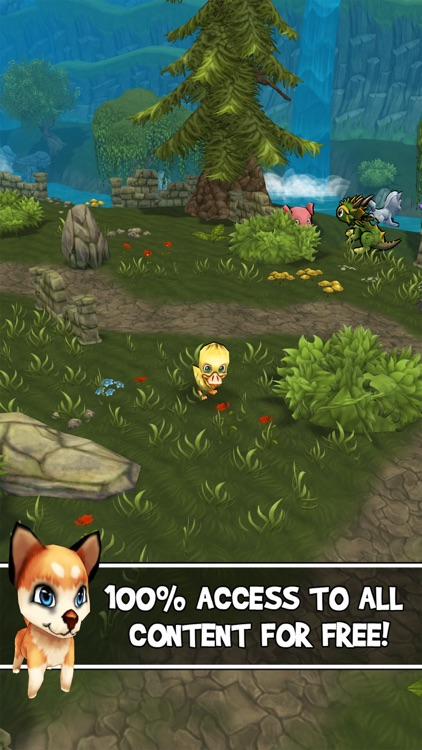 Little Animal Guardians screenshot-4