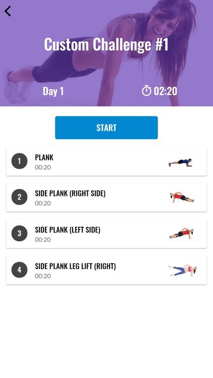 The 30 Day Plank Challenge screenshot-4