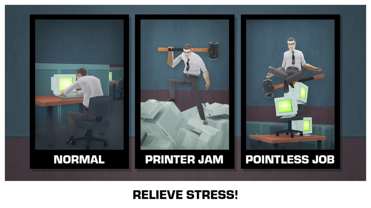 Smash the Office - Instant Stress Relief! screenshot-3