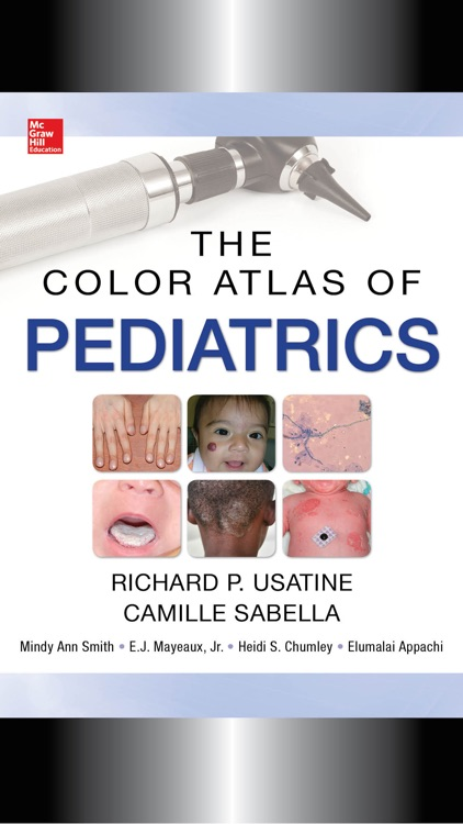 The Color Atlas of Pediatrics