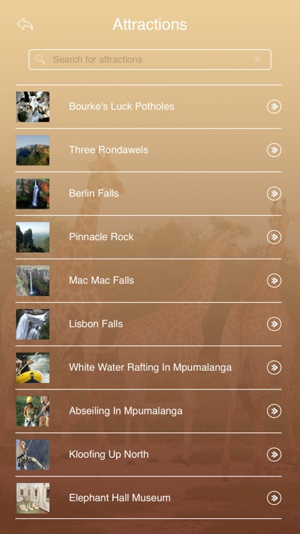 Kruger National Park Tourism Guide screenshot-2