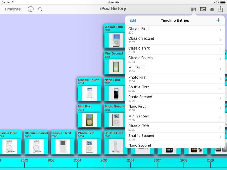Timeline Maker screenshot-3