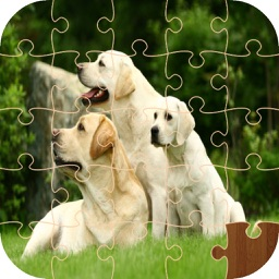 Puppy Dog Jigsaw Puzzle