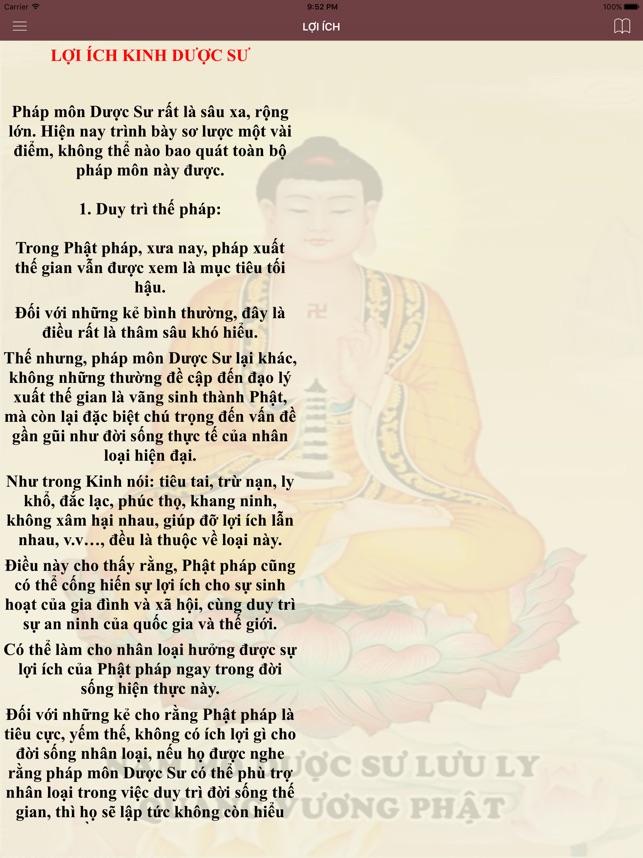 Kinh Phật Dược Sư