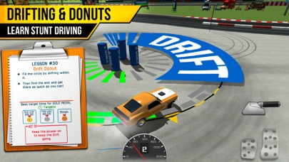Race Driving School Car Racing Driver License Test App 截图