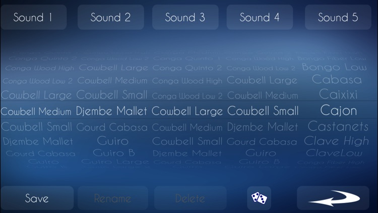 Afro Latin Drum Machine screenshot-4