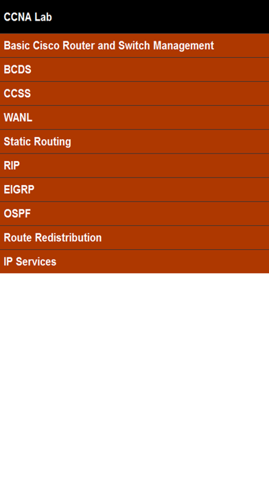 Lab guide for CCNA screenshot two