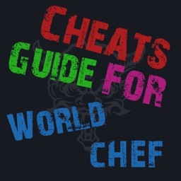 Cheats Guide For World Chef