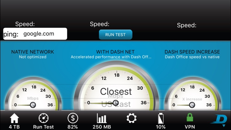 Dash Net Fast Secure VPN & Proxy - Wifi and Mobile