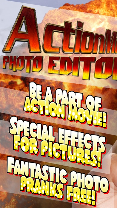 Action Movie Effects for Pictures – Cool Photo Montage
