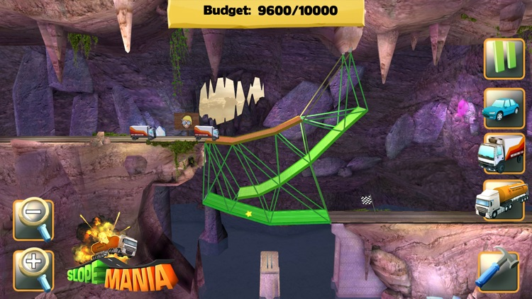 Bridge Constructor FREE screenshot-4