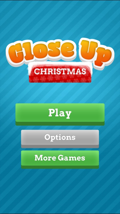 Close Up Christmas Quiz - Free Xmas Trivia Games