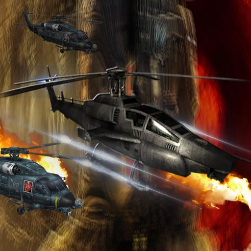 Combat Helicopter Driving - A Copter Hypnotic X-treme Game
