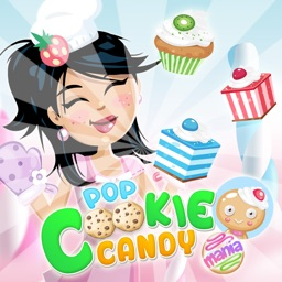 Pop Cookie Candy Mania