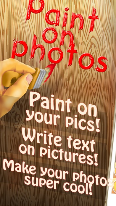Paint on Pics – Write on Photos to Make your Memes