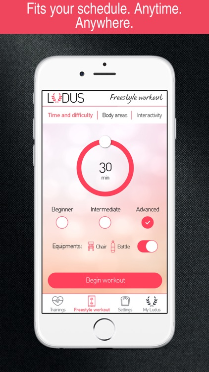 Workout with Ludus - The Ultimate Fat Burner