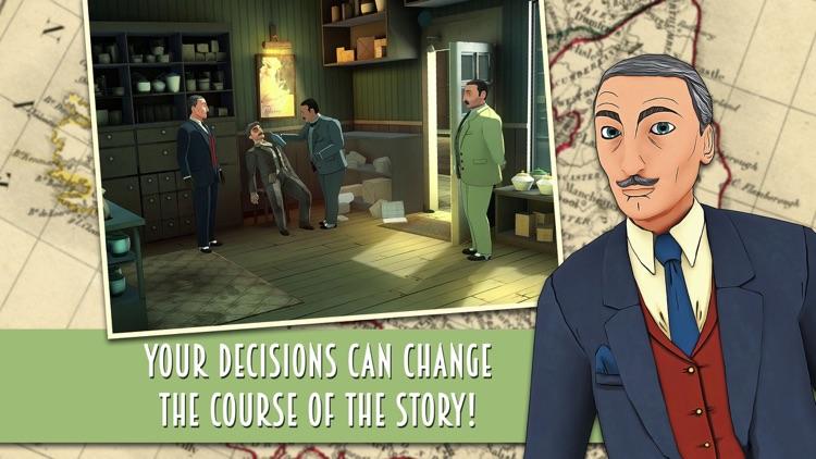 Agatha Christie - The ABC Murders (FULL) screenshot-4